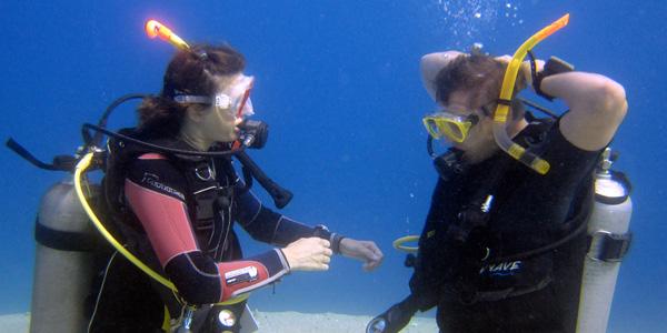 Tauchkurse Sunshine Divers Club