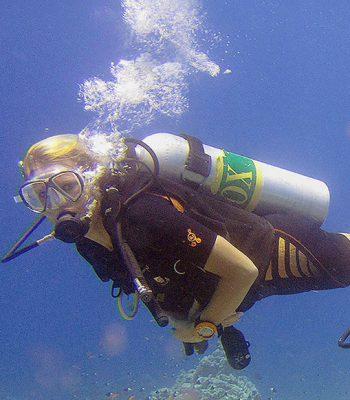 Nitrox Kurs bei Sunshine Divers