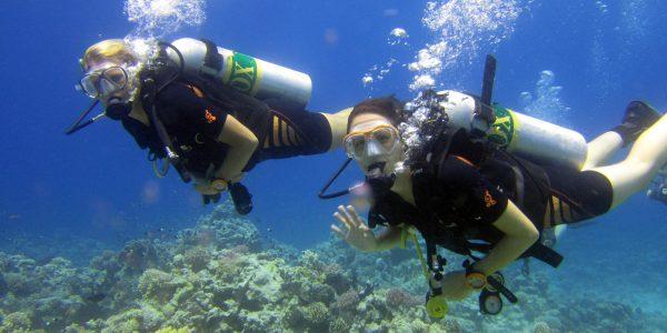 Nitrox Kurs bei Sunshine Divers Club