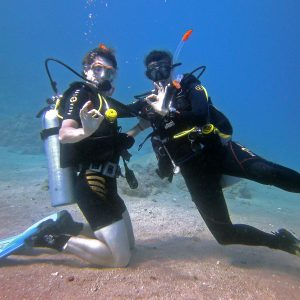 Open Water Diver Kurs bei Sunshine Divers