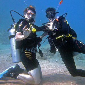 OWD Kurs Sunshine Divers Club